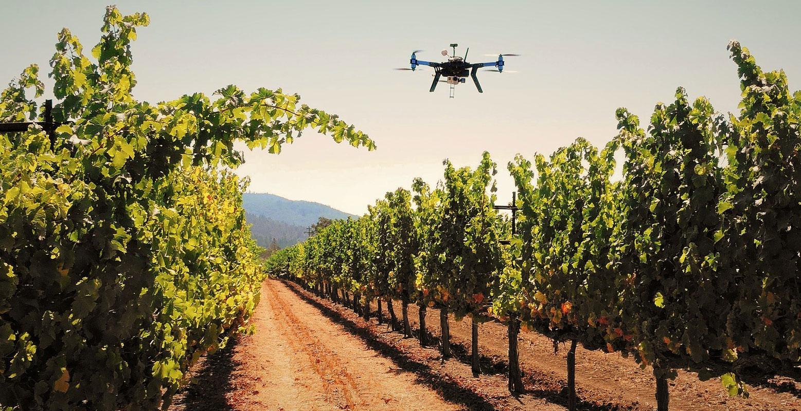 drones con camara marketing valladolid