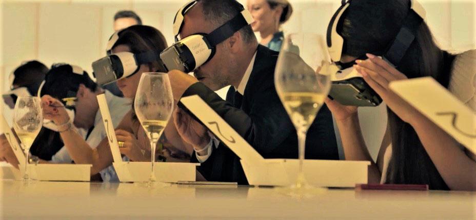 realidad virtual marketing bodegas